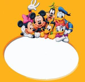 carte Mickey